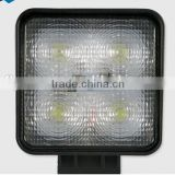 4'' inch 15W Off Road LED Worklights Heavy Duty 15 Watt Working lamp Driving Mining Farming Fishing Light