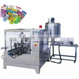 Automatic Premade Stand Up Pouch Liquid and Paste Packing Machine System