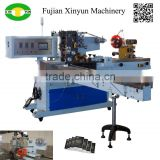 Automatic paper handkerchief packaging machine, mini pocket tissue paper wrapping machine                                                                                                         Supplier's Choice