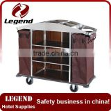 Housekeeping equipments hotel collection trolley cart