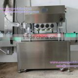 automatic screw glass jar capping machine for production line