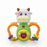 Newborn Baby Rattle Baby toy Baby Teether Teething Toys