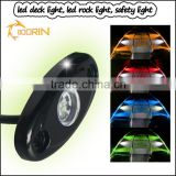 mini single led lights,square LED deck light,led inground light led deck strobe light led deck rock light                                                                         Quality Choice