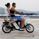 good quality two wheel adult electric bike two seat electric bike