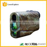 Supplier wholesale 1000m 7 modes digital laser hunting rangefinder with slope
