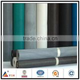 Adhesive velcro fiberglass window screen