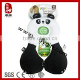 Soft stuffed panda animal shaped plush baby travel neck pillow                                                                         Quality Choice