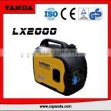 2014 Hot Sale Loncin Engine Type Mini Portable Inverter Generator For Offical Use