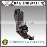 Industrial Sewing Machine Parts Sewing Accessories Compensating Teflon Feet ( Light ) Single Needle RF1/16NK Presser Feet