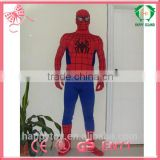 HI wholesale movie character spiderman mascot costumes for adult