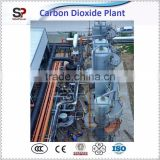 China ISBT Standard 99.96% Purity Carbon Dioxide Generation Plant