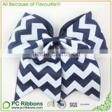 Girls Grosgrain Ribbon Cheer Bows With Alligator Clip New Arrival Cheer Bow