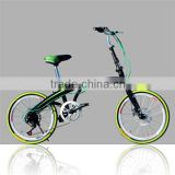 2015 High quality gas folding bike/bags for folding bike/folding bike mudguard
