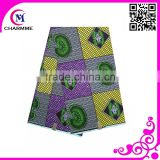 2013 hot sales african super hot print fabric dutch wax hollandais fabric 6 yards made in China