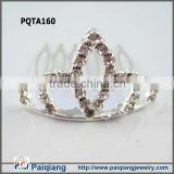 Newest beauty rhinestone bridal and wedding jewellery tiaras
