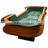 96 INCH Casino Portable Professional Craps Poker Table