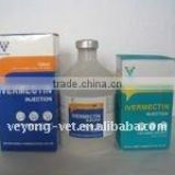 3.15% Ivermectin anthelmintic injection for cattle&sheep use