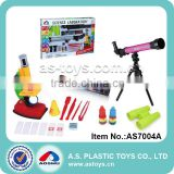 60X astronomical telescope toy set science experiments for kids