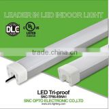 UL cUL DLC list tri-proof led light with best factory price