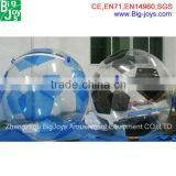 2016 hot sale giant human sized water walking ball, bubble ball water, walk in plastic ball