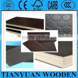 marine plywood/concrete slab/formwork plywood used in the construction of docks and boats