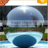 hot sale new product cheap 50-400cmD Large Decorative Christmas mirror balls/disco mirror ball for inflatable hanging decoration