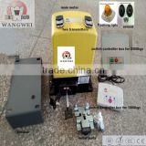Wangwei AC heavy duty automatic sliding gate motor with manual and remote control