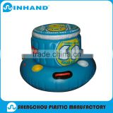 Fashion eco-friendly pvc inflatable bucket cooler for party/water cooler float /inflatable ice cooler