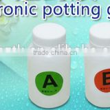 Epoxy resin AB glue Dedicated to electronics potting, power encapsulation, mold filling and other electronic components .