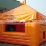 Branded special inflatable tennis court tent