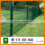 Factory direct sale Cheap ornamental double wire fence