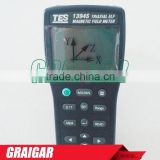 TES-1394S EMF Tester ElectroMagnetic Field Tester with RS-232