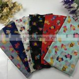 New Style 2016 Printed Pet Dog Scarf Women Polyster Fashion Scarves Animal Wholesale In Stocks