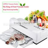 Automated Handheld Food Vacuum Sealer, Mini Vacuum Packaging Machine for Non-staple Food