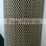 High pressure air blower's replacement filter elements,high density replacement filter elements