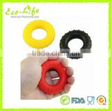 6.8cm 30/40/50LB Silicone Rubber Hand Grip Ring, Hand Grip Strengthener, Hand Grip