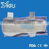 Breathable Feature and Regular Type 330mm sanitary napkin