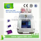 lipo laser fat burning machine 2013 slimming weight loss machine with CE (1-3cm per treatment)