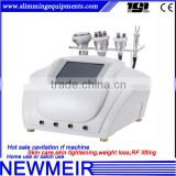 Skin Care Hot Sale!!! New Arrival Cavitation Rf Machine Fat Burning Ultrasound Machine Price Lipo Light Led Machine