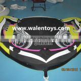 U shape/delta inflatable towable boat/float/tube,flying jet ski