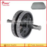 Gym fitness equipment AB Roller exercise wheels