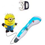 Free sample 3D Printing pen  for Doodling, Art, Craft Making, 3D Modeling and Education 3Dimage Professional Printing
