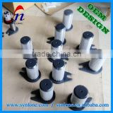high strength Welding shaft with base