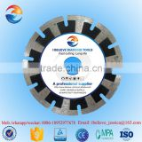Flush cutter diamond blade with T segment for cutting granite