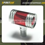 Convinient Aluminium Alloy Scania Gear Shift Knob with Oxidation Finishing