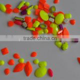 New Arrival Neon color rhinestones sew on stone for clothing