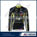 2015 High Quality Custom Cycling Jaket Sublimated Men's Cycling Jacket