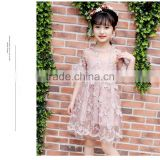 2017 Baby Romper dress Cutting New Style baby girl summer dress princess