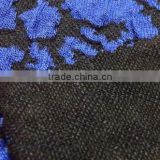 knit jacquard fabric for lady clothes