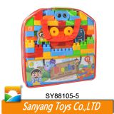 78pcs brick toys with 2 color bag package construction playset